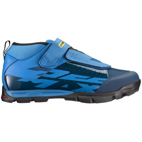 Mavic Deemax Elite Shoes Men blue/black